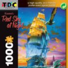 Red Sky at Night - 1000pc TDC Eco-Friendly Jigsaw Puzzle