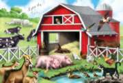 Farm Friends - 24pc Floor Puzzle By Melissa and Doug