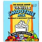 Big Train Vanilla No Sugar Added Smoothie Mix - Single Serve Packet