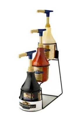 Ghirardelli Sauce Rack - 3 Tier