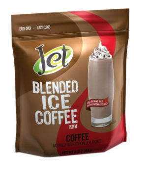 Jet Blended Iced Coffee Mix - 3lb. Bulk Bag