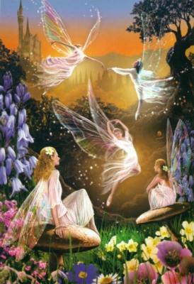 Educa Jigsaw Puzzles - Fairy Ballet