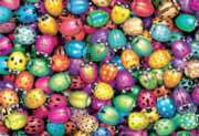Bug Central - 500pc Jigsaw Puzzle by Educa