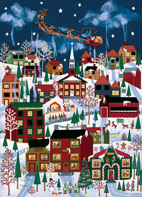 The North Pole - 500pc Jigsaw Puzzle by Masterpieces