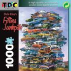 Fifties Junkpile - 1000pc TDC Eco-Friendly Jigsaw Puzzle
