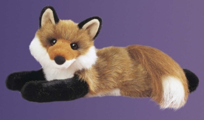 Roxy - 14'' Fox By Douglas Cuddle Toys