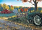Morning Run - 1000pc Jigsaw Puzzle By Buffalo Games
