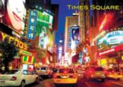 Times Square - 300pc Large Format Jigsaw Puzzle by Buffalo Games