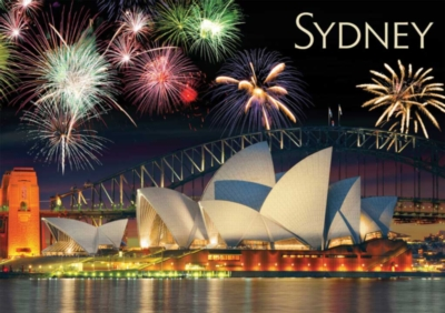 Sydney - 300pc Large Format Jigsaw Puzzle by Buffalo Games