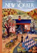 The Cider Mill - 1000pc Jigsaw Puzzle by New York Puzzle Co.