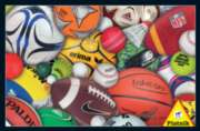 Sports - 1000pc Jigsaw Puzzle by Piatnik