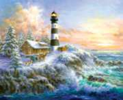Winter Majesty - 1500pc Jigsaw Puzzle by Sunsout