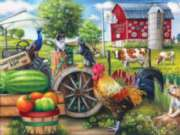 Jigsaw Puzzles - Farm Life