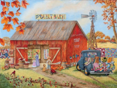 Jigsaw Puzzles - The Quilt Barn