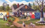 The Family Wagon - 1000pc Jigsaw Puzzle by Sunsout