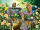 Harmony Garden - 550pc Jigsaw Puzzle by White Mountain
