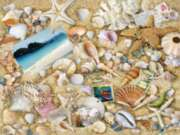 Vacation Memories - 550pc Jigsaw Puzzle by White Mountain