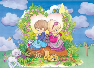 He Loves Me - 1000pc TDC Jigsaw Puzzle