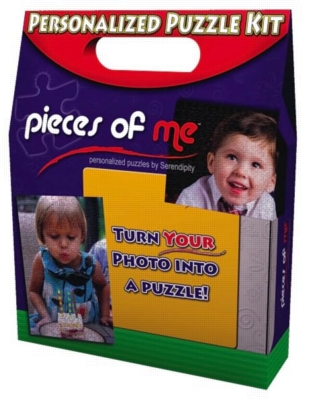 Pieces of Me - Custom Jigsaw Puzzle Kit