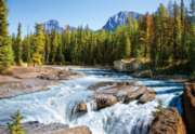 Athabasca River, Jasper National Park, Canada - 1500pc Jigsaw Puzzle by Castorland