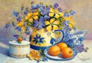 Apricot Preserve - 1500pc Jigsaw Puzzle by Castorland