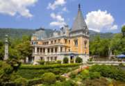 Massandra Palace, Crimea - 1500pc Jigsaw Puzzle by Castorland