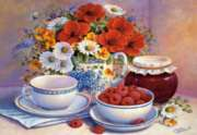 Cherry Jam - 3000pc Jigsaw Puzzle By Castorland