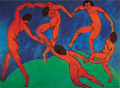 Henri Matisse: The Dance - 1000pc Jigsaw Puzzle by Ricordi