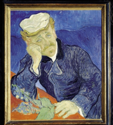 Vincent Van Gogh: Portrait Of Dr. Gachet - 1000pc Jigsaw Puzzle by Ricordi