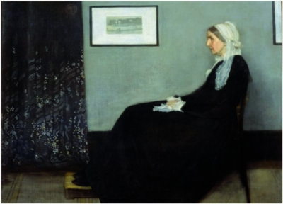 James McNeill: Whistler's Mother - 1000pc Jigsaw Puzzle by Ricordi