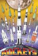 Eurographics Jigsaw Puzzles - Rockets