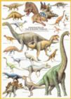 Dinosaurs Jurassic - 1000pc Jigsaw Puzzle For Kids by Eurographics