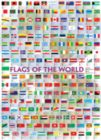 Flags of the World - 1000pc Jigsaw Puzzle by Eurographics