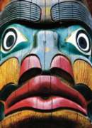 Totem Pole - 1000pc Jigsaw Puzzle by Eurographics