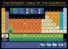 Periodic Table of Elements - 1000pc Jigsaw Puzzle by Eurographics
