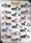 Choppers - 1000pc Jigsaw Puzzle by Eurographics