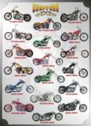 Eurographics Jigsaw Puzzles - Choppers