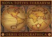 Eurographics Jigsaw Puzzles - Antique Map