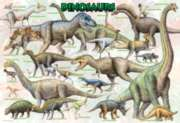 Eurographics Jigsaw Puzzles - Dinosaurs