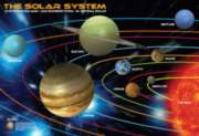 The Solar System - 100pc Jigsaw Puzzle by Eurographics