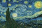 Starry Night - 1000pc Jigsaw Puzzle by Eurographics
