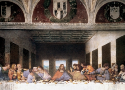 Eurographics Jigsaw Puzzles - Last Supper