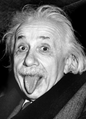 Einstein (Tongue) - 1000pc Jigsaw Puzzle by Eurographics