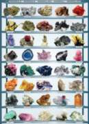 Minerals - 1000pc Jigsaw Puzzle by Eurographics