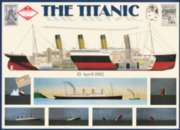 Titanic - 1000pc Jigsaw Puzzle by Eurographics