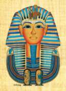 Tutankhamun's Mask - 1000pc Jigsaw Puzzle by Eurographics