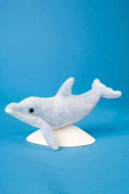 "Flip Dolphin - 9"" Dolphin By Douglas Cuddle Toy"