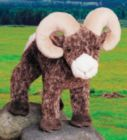"Climber Big Horn Sheep - 7"" Sheep By Douglas Cuddle Toy"