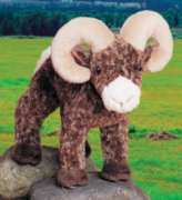 Climber Big Horn Sheep - 7&quot; Sheep By Douglas Cuddle Toy