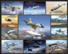 Legendary Aircraft - 1000pc Jigsaw Puzzle by White Mountain